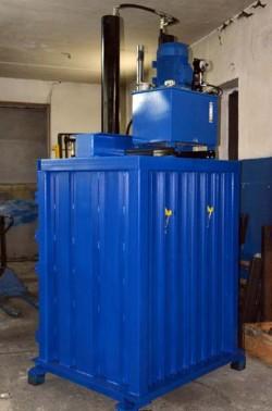 Пресс для отходов ТБО ПГП 40Б