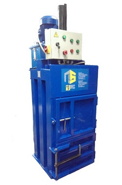 Пресс пакетировочный гидравлический ПГП-12К